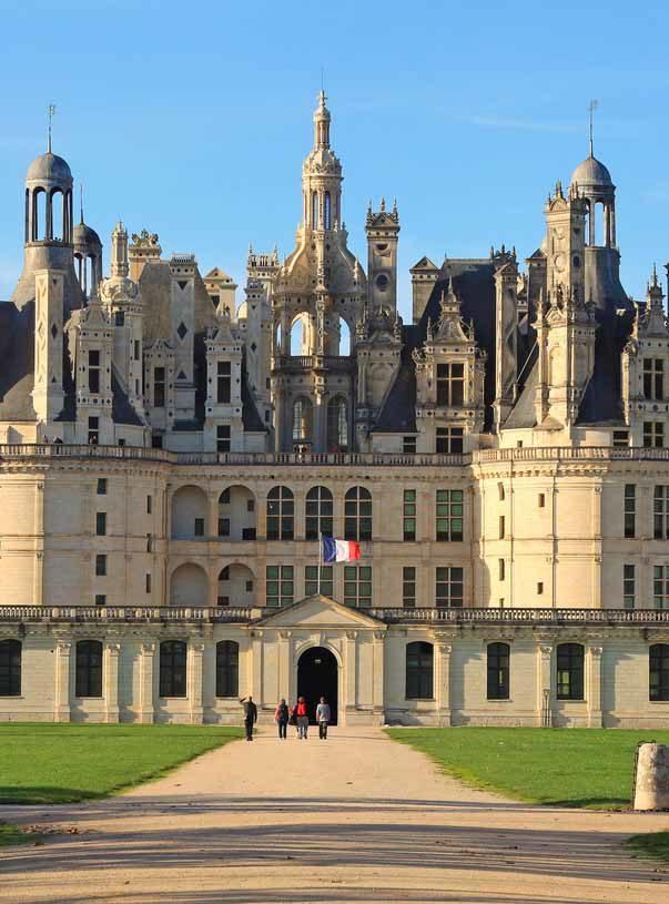 chateau-de-la-loire-chambord Vendôme