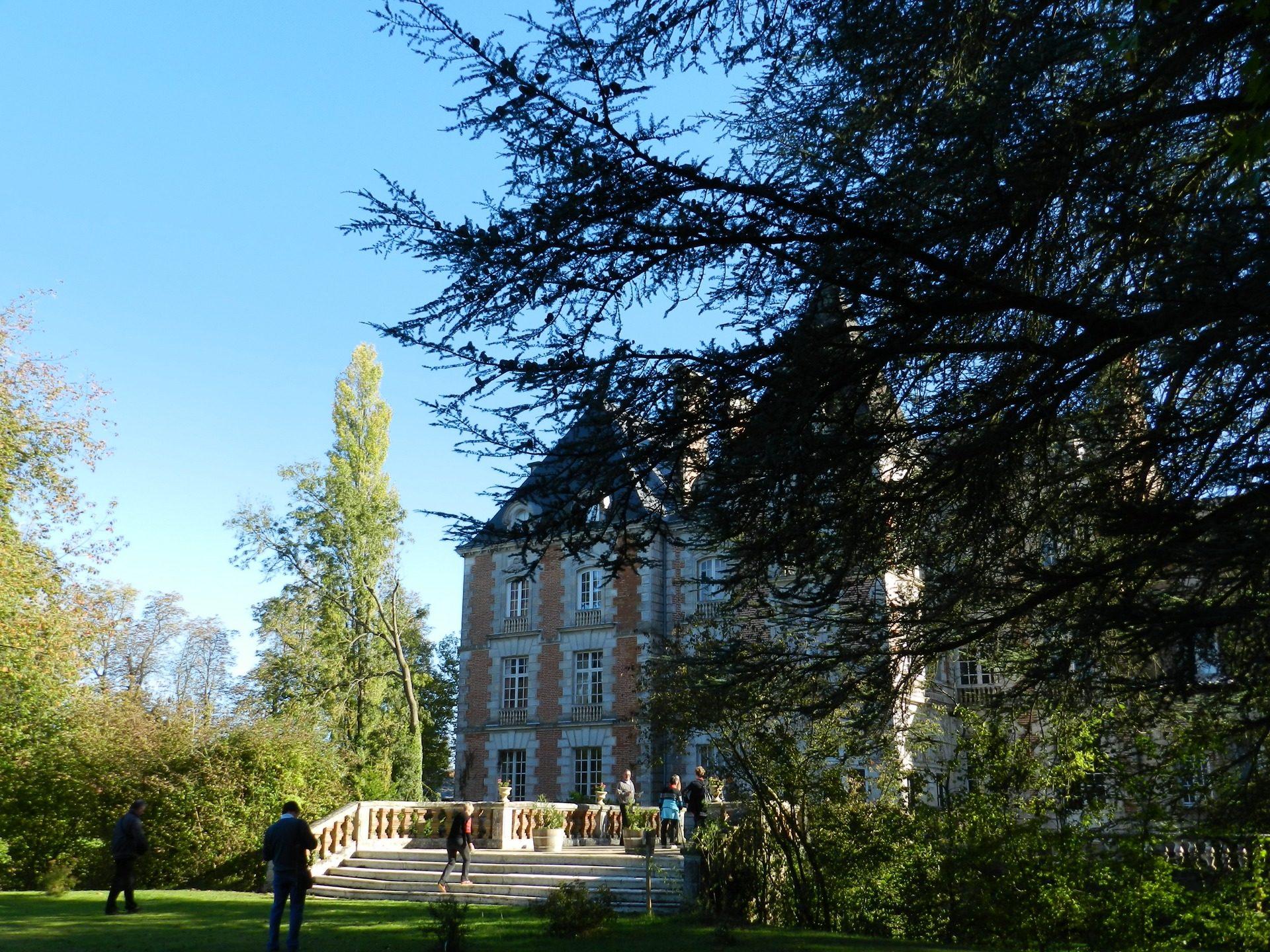 Le château des énigmes Fréteval